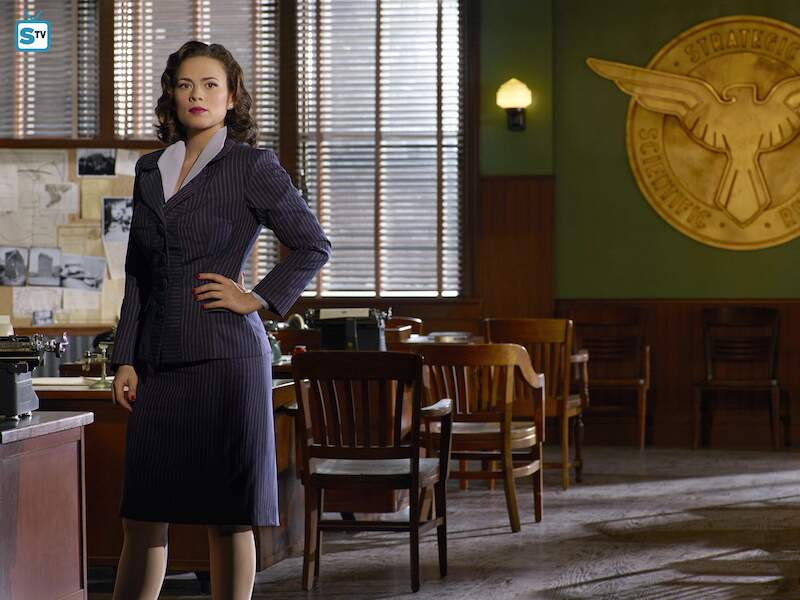 Hayley Atwell - Peggy Carter dans Marvel's Agent Carter