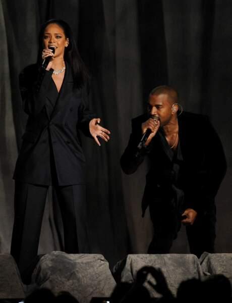 ... et Kanye West ! Pas mal !