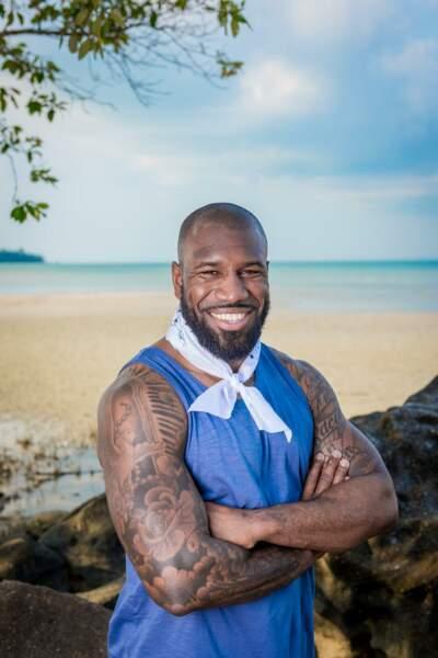 """Laurent dit """"Lau'"""", candidat de Koh-Lanta : l'île au trésor"""