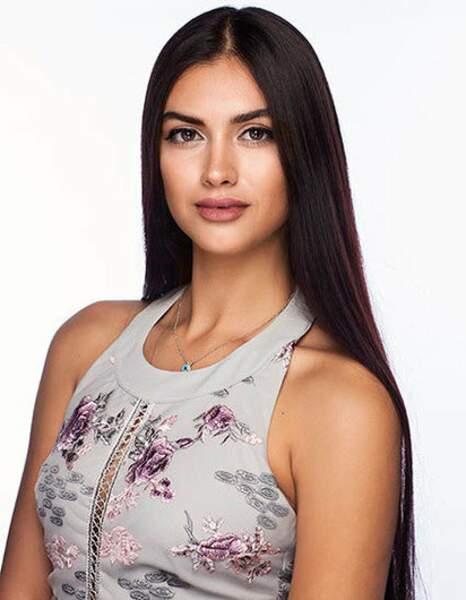 Tansu Cakir, Miss Turquie