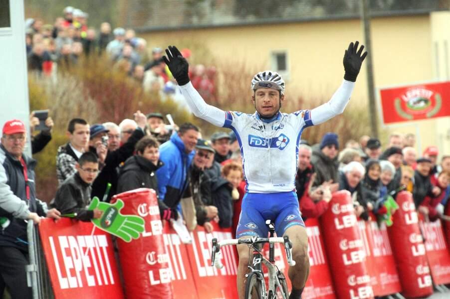 Pierrick Fedrigo, lui, est un habitué des succès sur le Tour : déjà 4 à son actif !