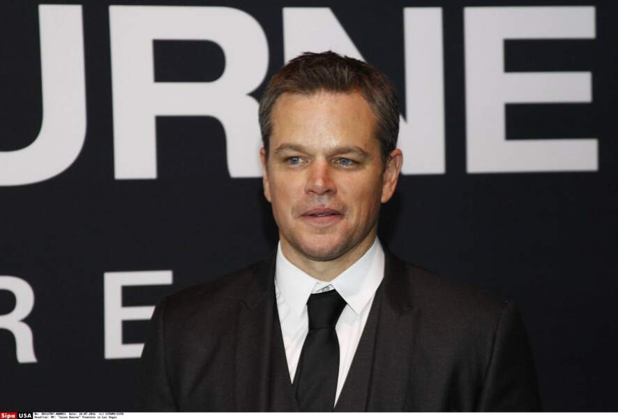3. Matt Damon avec 55 millions de $