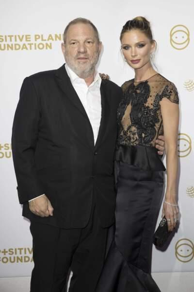 Le producteur de légende Harvey Weinstein