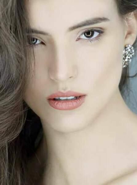 Miss Mexique : Vanessa Ponce De Leon