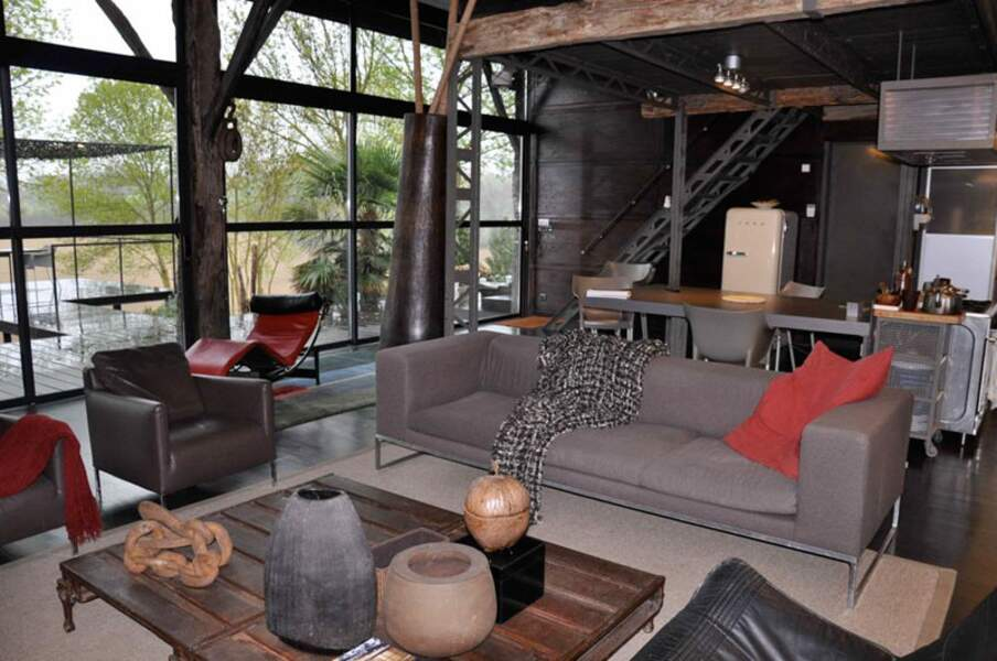 La plus écolo des maisons, la Maison « Lodge recyclé »