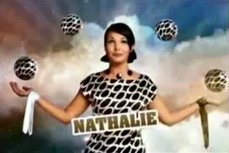"""Nathalie (Saison 2) . Son secret : """"Nous sommes en couple"""" (avec Samantha)"""