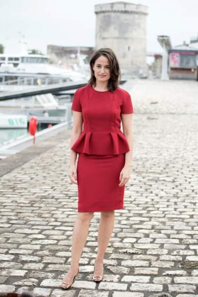 Marie Gillain est l'héroïne de Souviens-toi, prochain thriller de M6...