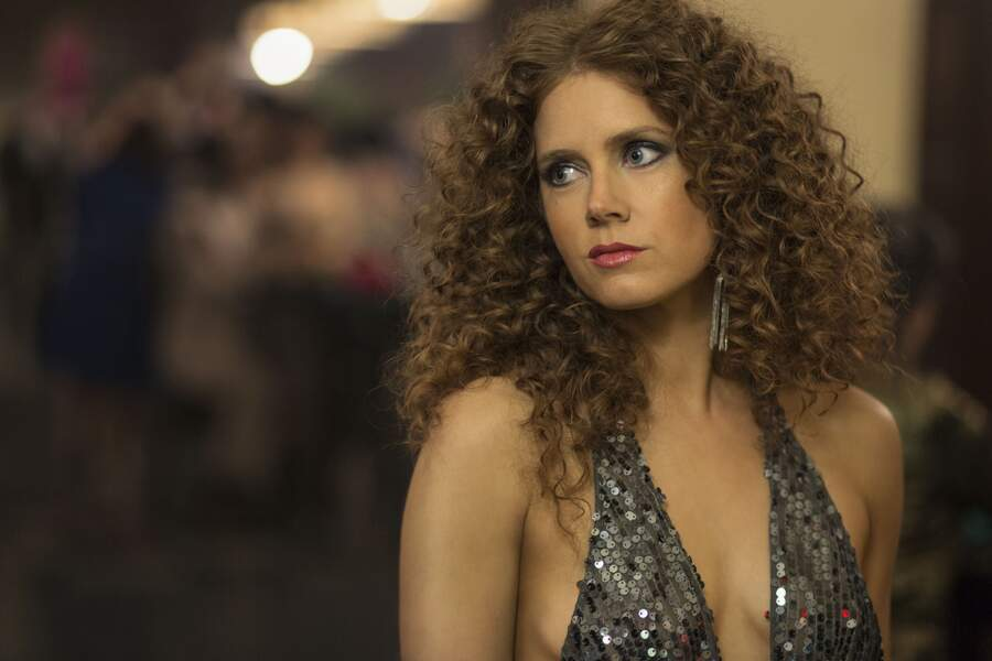 Amy Adams, bombe a(na)tomique dans American Bluff