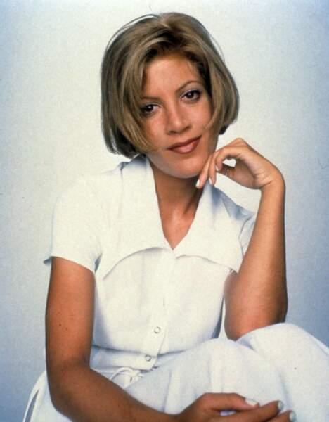 Tori Spelling alias Donna Martin dans Beverly Hills