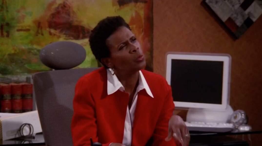 Elle a eu des petits rôles dans Friends, la mini-série The Job ou encore NYPD Blue
