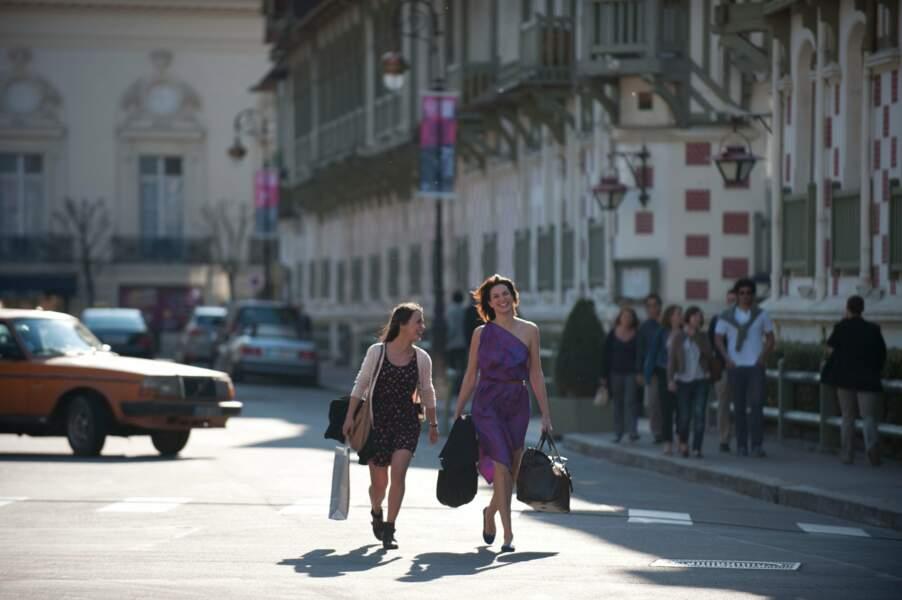 L'arrière de l'Hôtel Normandy dans le film du même nom (2012)