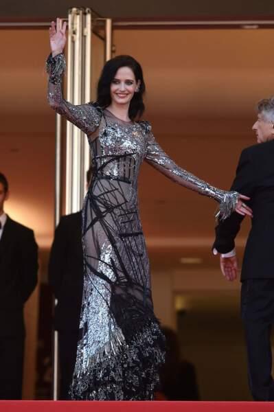 La magnifique Eva Green, au casting du film de Roman Polanski