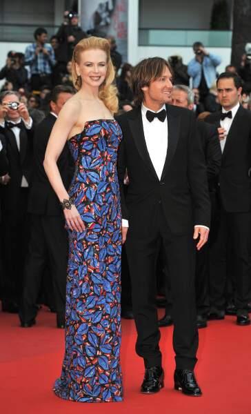 Pour Nicole Kidman et son mari Keith Urban, la taille ne compte pas !