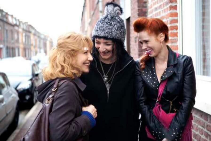 Les Reines du Ring (2013) : avec Nathalie Baye et Corinne Masiero