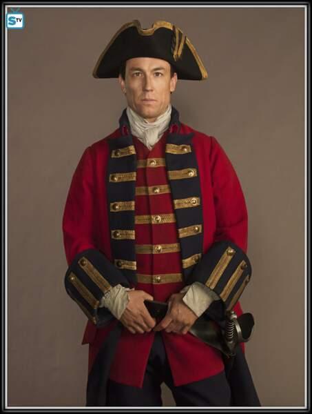 Tobias Menzies - Jack Randall dans Outlander