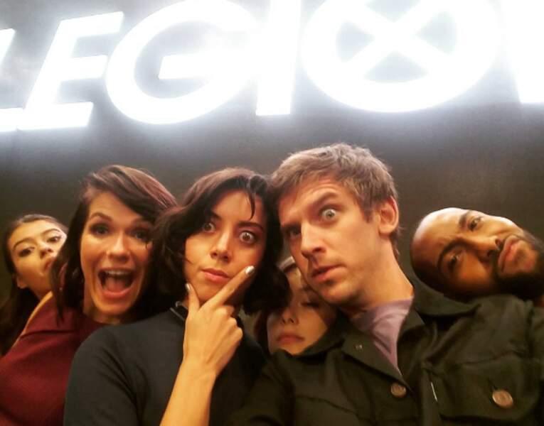 Et voilà l'équipe de Legion, une genèse de X-Men