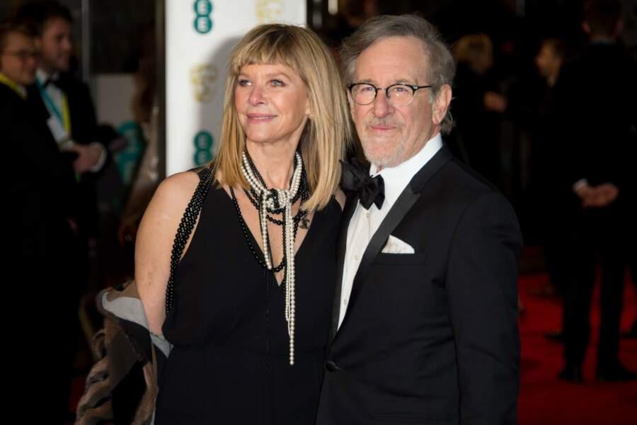 Le couple Spielberg a fait le déplacement