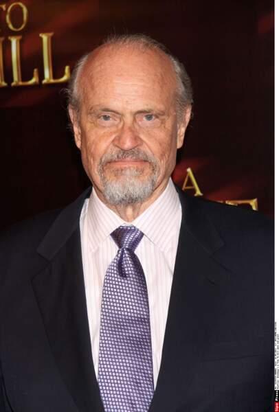 L'acteur américain Fred D. Thompson est décédé à 73 ans.