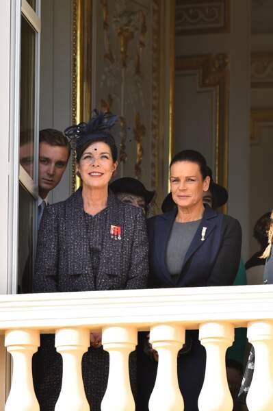 Soeurs et stars malgré elle : Stéphanie et Caroline de Monaco.