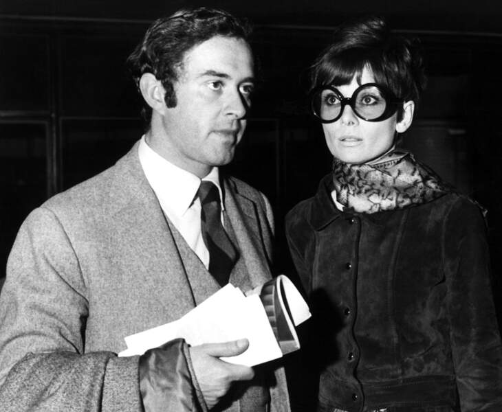 Mais c'est avec le comte (et docteur) Andrea Dotti qu'elle refit sa vie après sa séparation avec Mel Ferrer