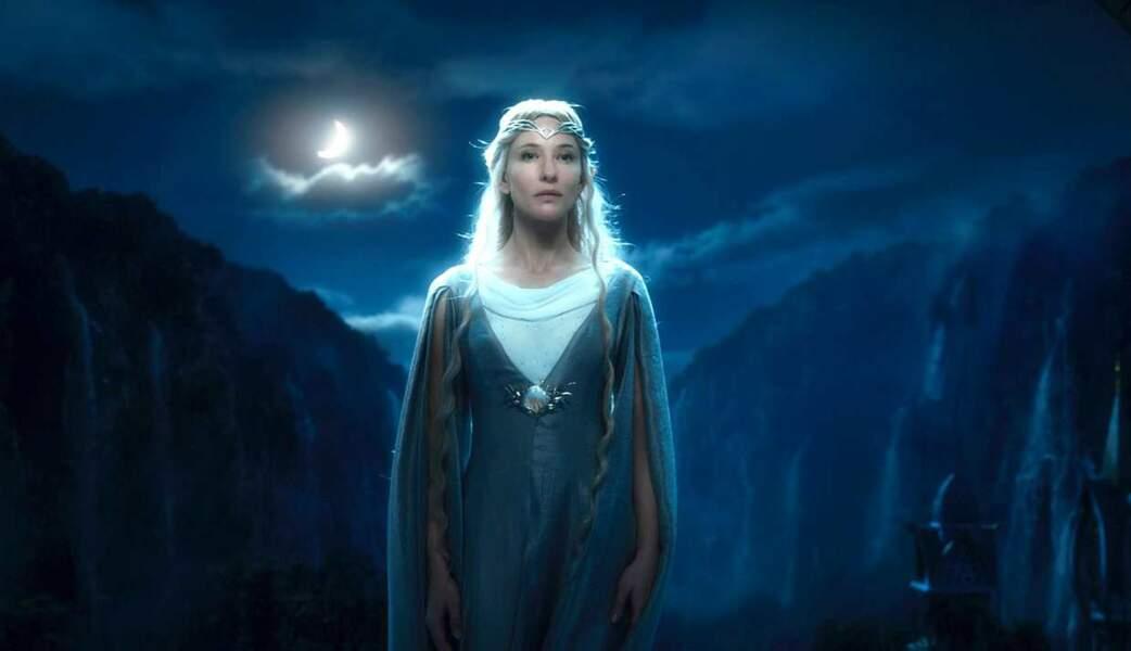 Cate Blanchett alias Galadriel dans Le Hobbit : La désolation de Smaug