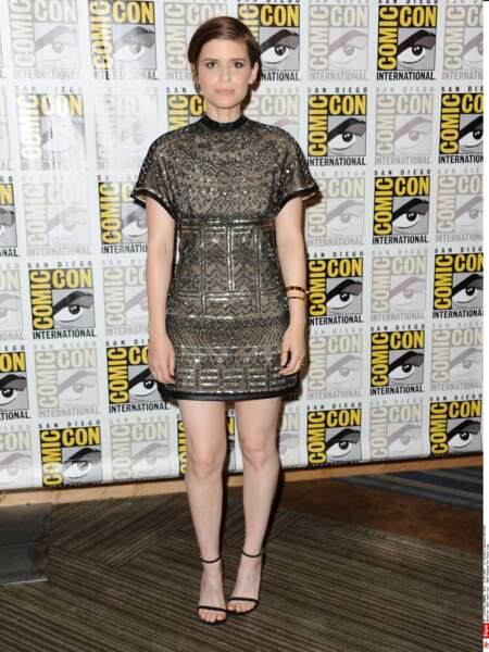Kate Mara, alias Zoe Barnes dans House of Cards