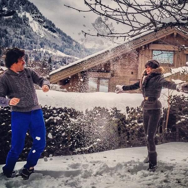 Elle aime bien jouer dans la neige avec son amoureux : Jean Imbert (Top Chef)