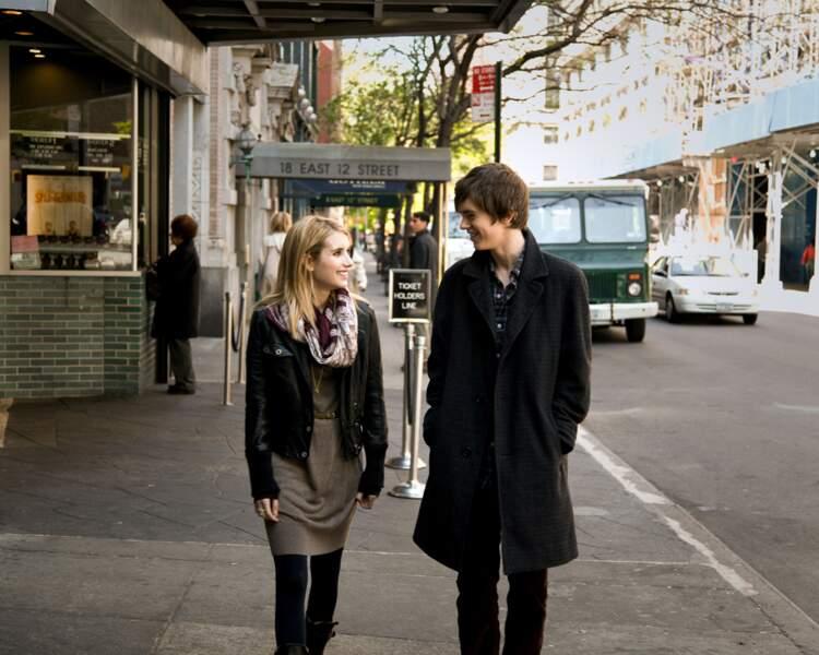 En 2011, on le retrouve dans Le jour où je l'ai rencontrée, avec Emma Roberts