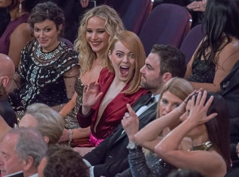 Emma Stone prête pour un film d'horreur ?