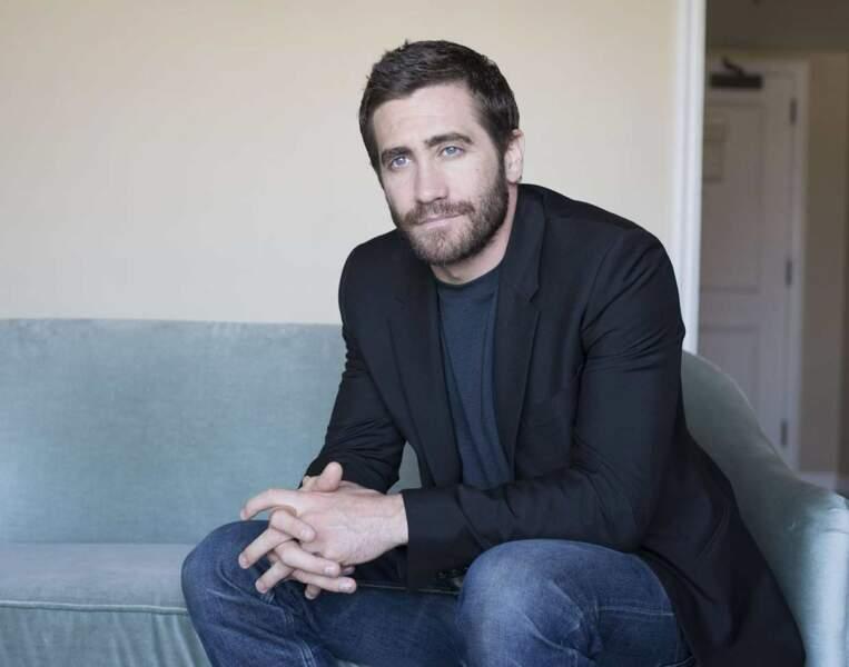 Jake Gyllenhaal, un homme, un vrai
