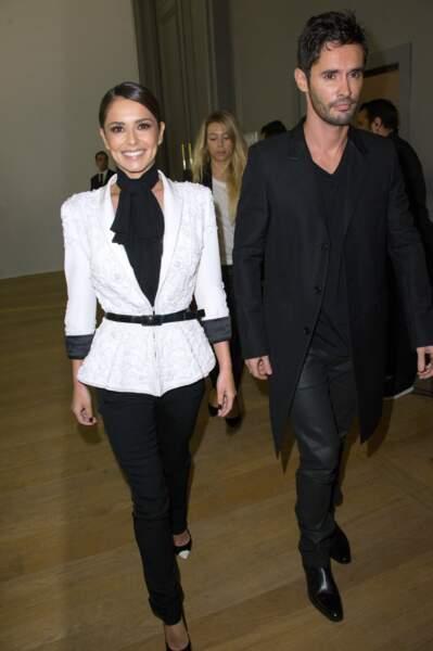 La chanteuse Cheryl Cole et Jean-Bernard Fernandez-Versin, mariés depuis 2014.