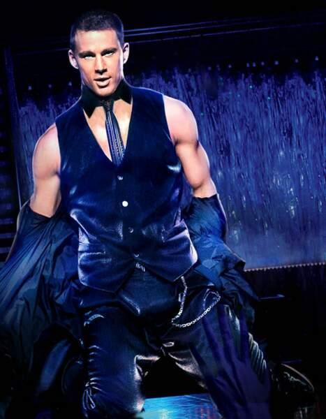 1. Channing Tatum, le sexy boy Mike dans le film Magic Mike