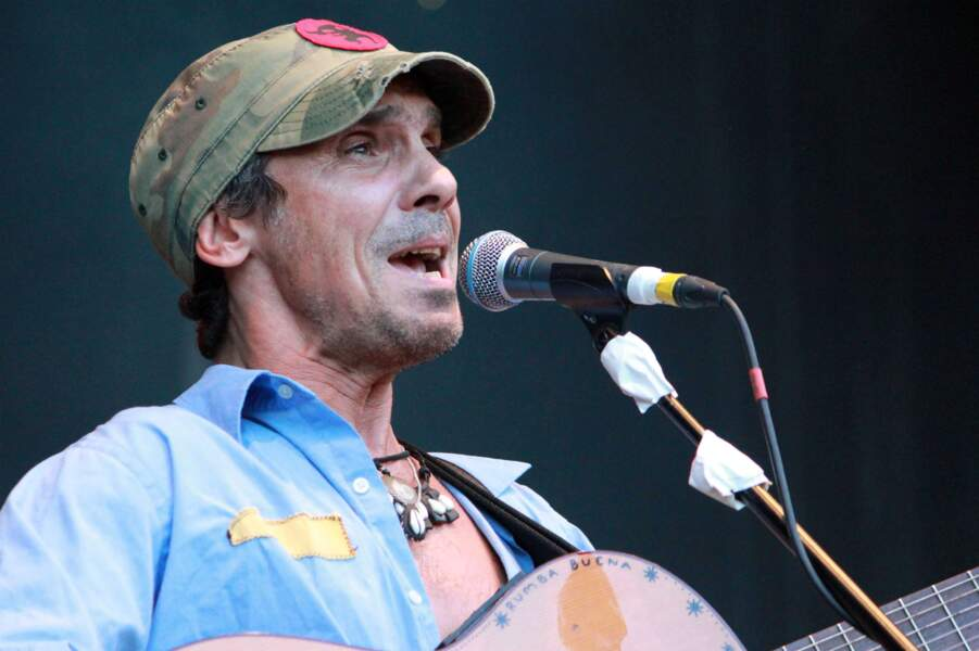 14. Manu Chao (@manuchao) - Chanteur et musicien (900 331 followers)