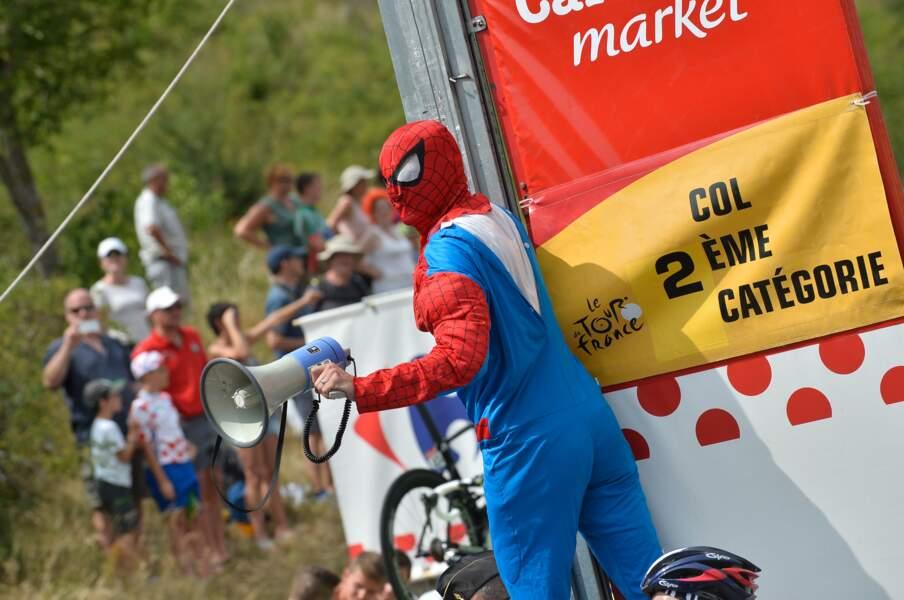 Même Spiderman est là !
