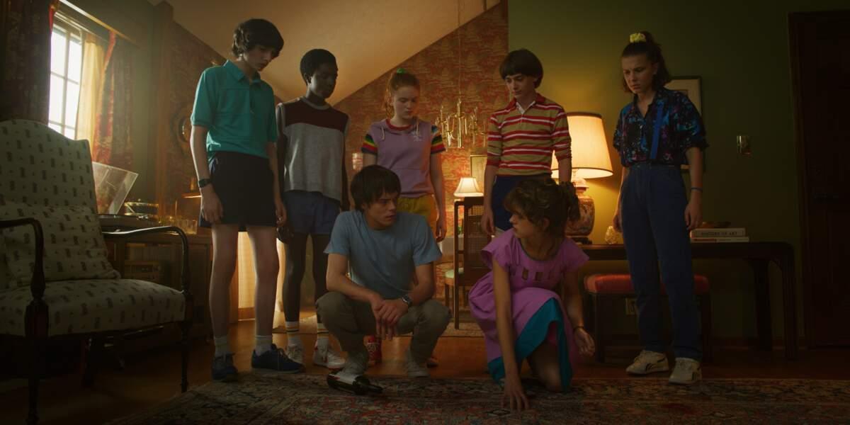 La porte de l'Upside down qu'Eleven avait fermée se serait-elle ré-ouverte ?
