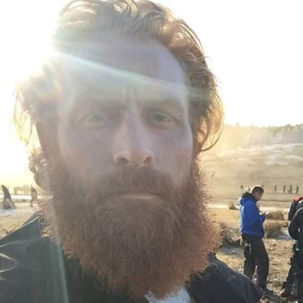 Kristofer Hivju (Tormund) sera dans la série norvégienne TWIN et les films Downhill et Mango : Lifes Coincidences