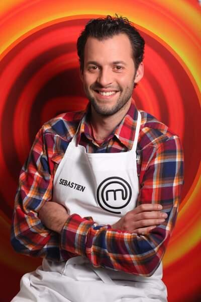 Sébastien de MasterChef 3