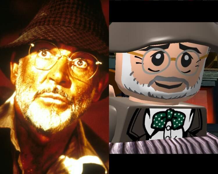 Indiana Jones vieux