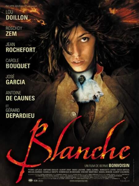 Blanche, film d'aventures de Bernie Bonvoisin (2002).