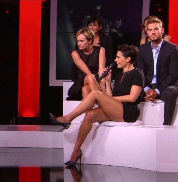 Des jambes qui avaient affolé la toile lors d'un prime sur France 2 !