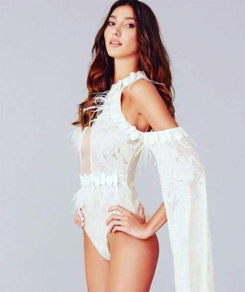 Miss Turquie : Şevval Şahin