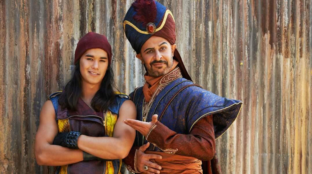 Comment oublier le célèbre Jafar, adversaire terrible d'Aladin...