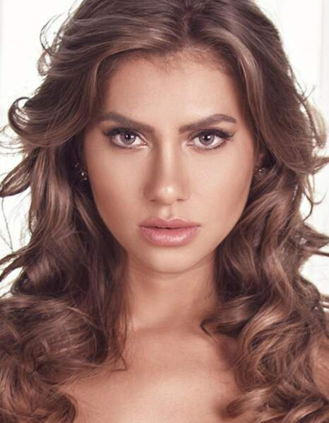 Teodora Dan, Miss Roumanie