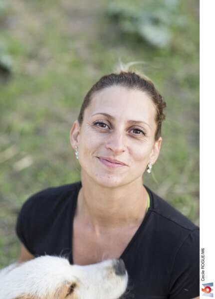 Sandrine, 34 ans, éleveuse de chiens, Bouches-du-Rhône