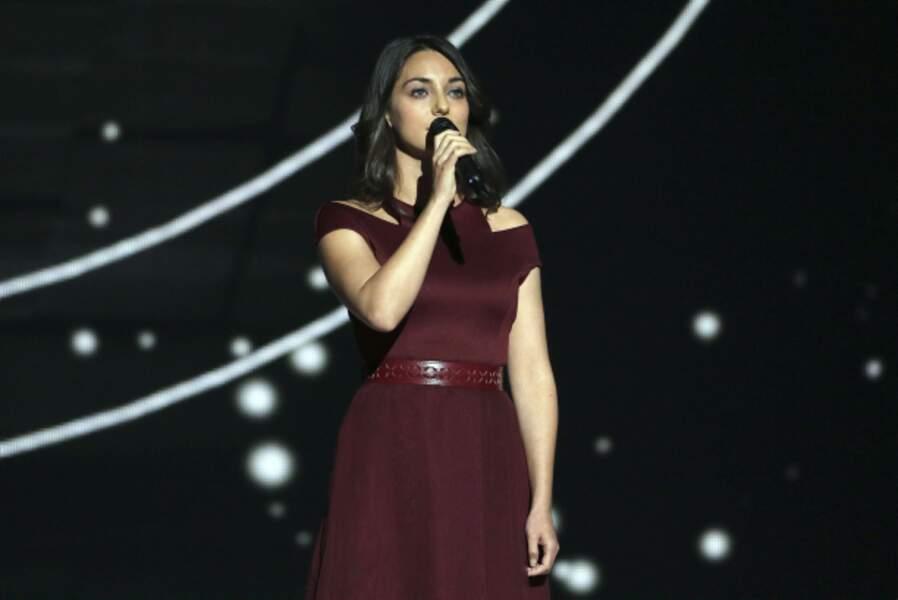 """La Hongroise Boggie interprétera une autre chanson sur la guerre, """"Wars For Nothing"""""""