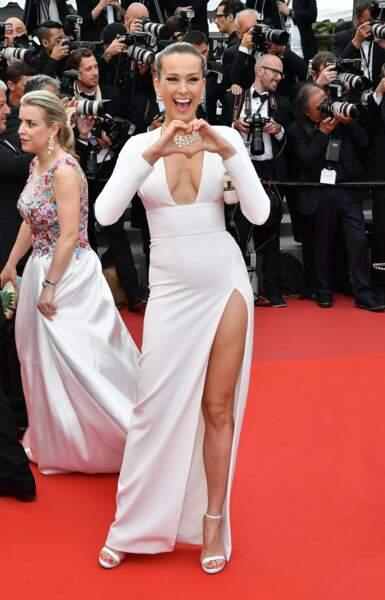 Oui Petra Nemcova nous aussi on t'aime ! À l'année prochaine pour encore plus de tapis rouge...