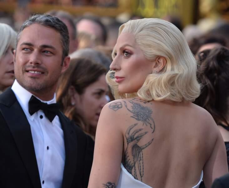 Vous aviez vu les tatouages de Lady Gaga ?