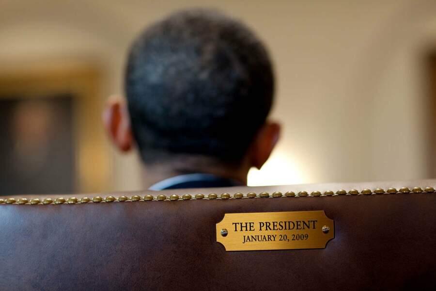 Le 20 janvier 2009, Barack Obama devenait le 44e Président des Etats-Unis