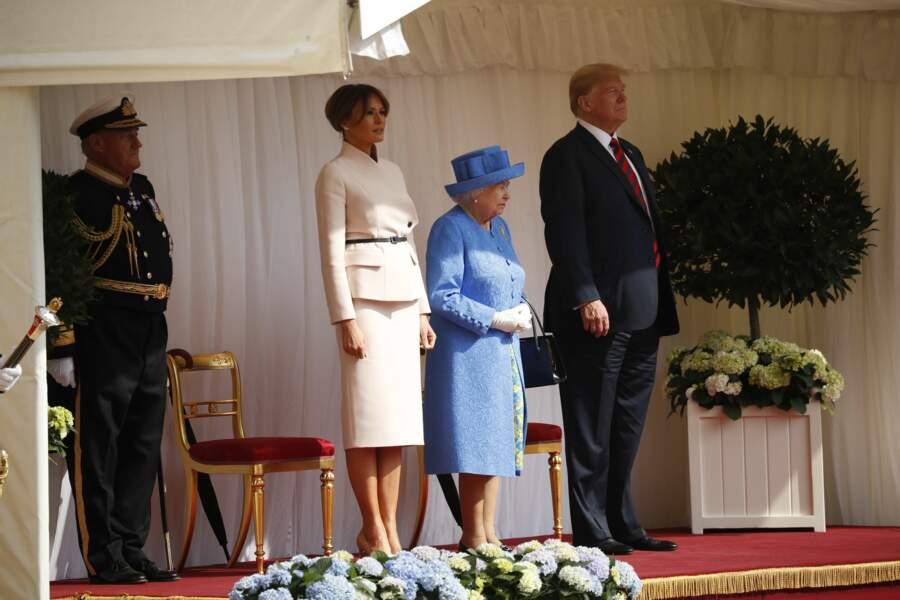 Rencontre au sommet au Château de Windsor