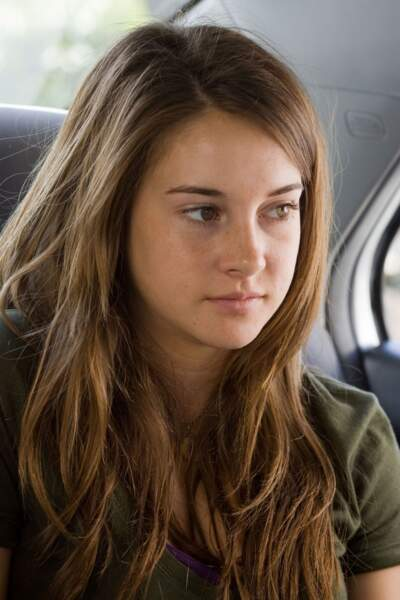 Alexandra/Shailene, un rôle correspondant parfaitement à cette comédienne déterminée...